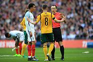 England v Lithuania 26 mar 2017