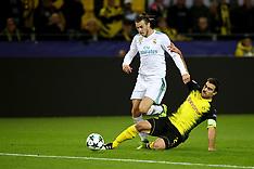 Borussia Dortmund v Real Madrid - 26 Sept 2017