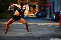 Dance As Art Photography Project- Dumbo Brooklyn, New York with dancer, Jenny Bohlstrom