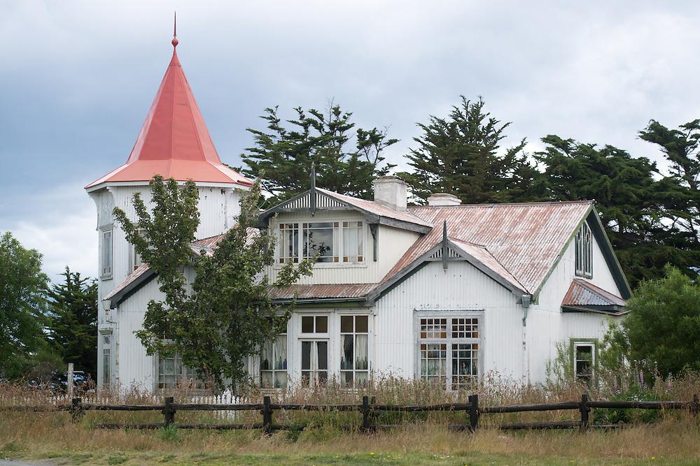 Farm Building, Rio Verde Chile
