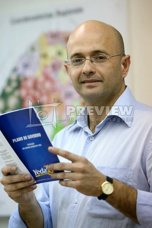 Cordenador do Plano de Governo da candidatura de Yeda Crusius ao governo do Estado do RS. FOTO: Jefferson Bernardes/Preview.com
