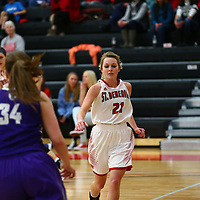 Women's Basketball: College of St. Benedict Blazers vs. University of St. Thomas (Minnesota) Tommies