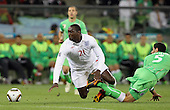 18 June 2010 England v Algeria