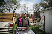 Rachel and Lee are avid gardeners who grow most of their own food. They also grow enough to share and trade with their neighbors. They grow their own produce for three main reasons: it is economical, healthy and sustainable