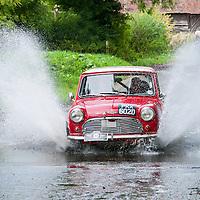 Car 23 Will Calvert/Adrian Bramley