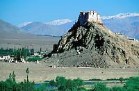 Inde - Province du Jammu Cachemire -  Ladakh - Monastère bouddhiste de Stakna