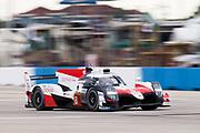 March 12-15, 2019: 1000 Miles of Sebring, World Endurance Championship. 8 Toyota Racing, Toyota TS050 Hybrid, Sebastien Buemi, Kazuki Nakajima, Fernando Alonso