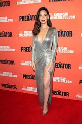 September 12, 2018 - Los Angeles, Kalifornien - Olivia Munn beim Special Screening des Kinofilms 'The Predator / Predator - Upgrade' im Egyptian Theatre. Los Angeles, 12.09.2018 (Credit Image: © Future-Image via ZUMA Press)
