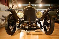 UK ENGLAND CREWE 5APR06 - The second Bentley-built and oldest surviving car at the Bentley Museum on the premises of the Bentley Motors Factory in Crewe...jre/Photo by Jiri Rezac..© Jiri Rezac 2006..Contact: +44 (0) 7050 110 417.Mobile:  +44 (0) 7801 337 683.Office:  +44 (0) 20 8968 9635..Email:   jiri@jirirezac.com.Web:    www.jirirezac.com..© All images Jiri Rezac 2006 - All rights reserved.