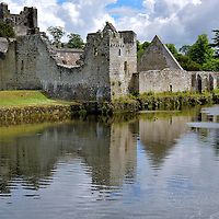 Desmond Castle in Adare, Ireland<br />