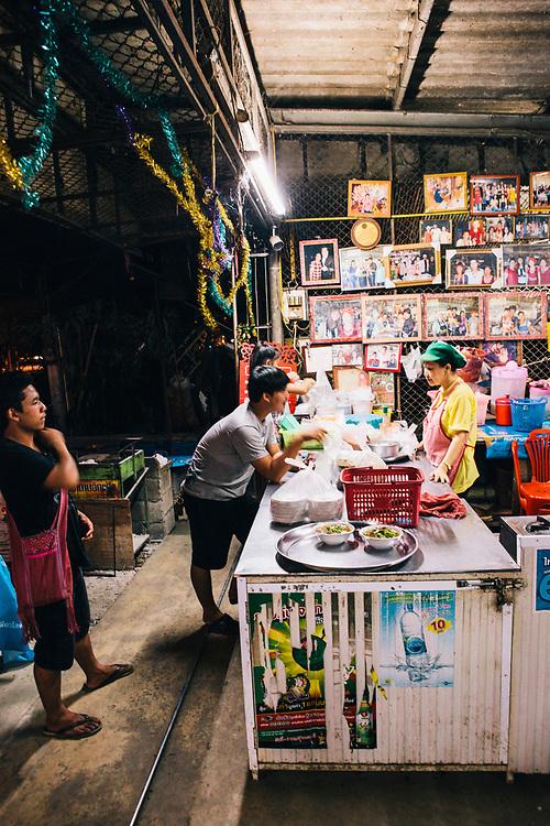 Kanom Jeen restaurant, Nakhon Si Thammarat