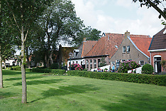 Schiermonnikoog dorp, Fryslan, Netherlands