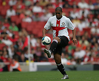 Photo: Lee Earle.<br /> Inter Milan v Valencia. The Emirates Cup. 28/07/2007.Inter's Adriano.