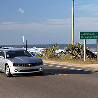 A1A Scenic Highway footage in Flagler Beach, Florida. (AP Photo/Alex Menendez) Florida scenic highway photos from the State of Florida. Florida scenic images of the Sunshine State.