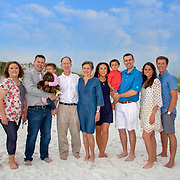 Hotchkiss Family Beach Photos