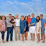 Hotchkiss Family Beach Photos