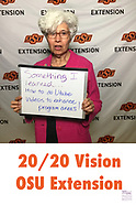 2020 Extension Conference photo booth