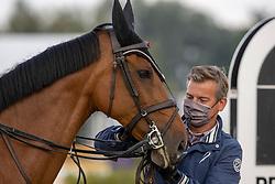 Peeters Jef, BEL, Contiki AH Z<br /> Belgisch Kampioenschap Jeugd Azelhof - Lier 2020<br /> © Hippo Foto - Dirk Caremans<br /> 02/08/2020