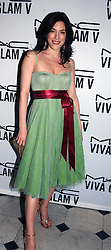 Actress JAIME MURRAY at a party to celebrate Pamela Anderson's new role as spokesperson and newest face of the MAC Aids Fund's Viva Glam V Campaign held at Home House, Portman Square, London on 21st April 2005.<br />