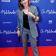 NLD/Amsterdam/20180418 - Premiere De Matchmaker, Monic Hendrickx