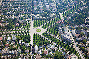 Soldier Circle and radiating Parkways