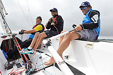 2016 Training Camp With France Paralympic Sonar Sailing Team, Quiberon, France