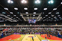 General View inside the arena - Rogan/JMP - 14/10/2018 - BASKETBALL - Copper Box Arena - London, England - British Basketball All-Stars Championship 2018.
