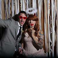 Nicole&Drew Wedding Photo Booth