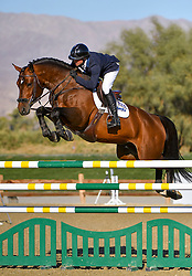 Jayne Charlie, USA, Tou la Moon, Iemke van d'Abelendreef<br /> Desert International Horse Park - Thermal 2019<br /> © ECI<br /> 23/01/2020