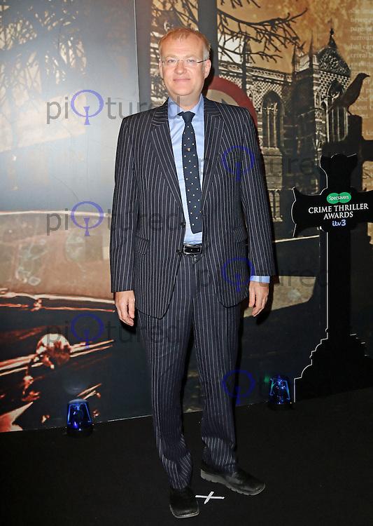 Paul Mendelson, Specsavers Crime Thriller Awards, Grosvenor House Hotel, London UK, 24 October 2014, Photo by Richard Goldschmidt