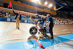 BAHIER Stephane, FRA, Individual Pursuit, 2015 UCI Para-Cycling Track World Championships, Apeldoorn, Netherlands