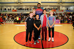 - Photo mandatory by-line: Nizaam Jones/JMP - 19/10/2019 - BASKETBALL - SGS Wise Arena - Bristol, England - Bristol Flyers v London Lions - British Basketball League Cup
