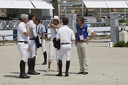 Leprevost Penelope (FRA)<br /> FEI NAtions Cup of Rome 2012<br /> © Hippo Foto - Beatrice Scudo