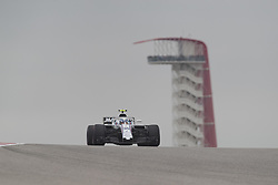October 20, 2018 - Austin, United States - Motorsports: FIA Formula One World Championship; 2018; Grand Prix; United States, FORMULA 1 PIRELLI 2018 UNITED S GRAND PRIX , Circuit of The Americas , #35 Sergey Sirotkin (RUS Williams Mercedes, Mercedes) (Credit Image: © Hoch Zwei via ZUMA Wire)