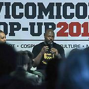 2018 Pop up Wicomicon (Baltimore)