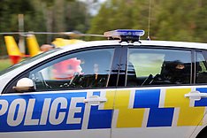 Kawerau-Four policemen injured by gunman