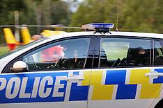 Kawerau-Four policemen injured by gunman