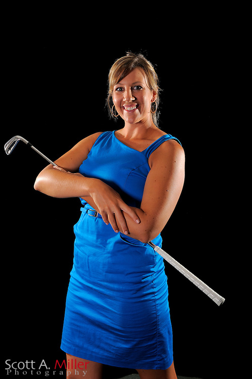 Kylene Pulley during a portrait shoot prior to the LPGA Future Tour's Daytona Beach Invitational at LPGA International's Championship Courser on March 28, 2011 in Daytona Beach, Florida... ©2011 Scott A. Miller