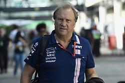 November 10, 2017 - Sao Paulo, Brazil - Motorsports: FIA Formula One World Championship 2017, Grand Prix of Brazil, .Robert Fernley (GBR, Sahara Force India F1 Team) (Credit Image: © Hoch Zwei via ZUMA Wire)