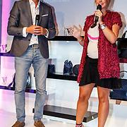 NLD/Amsterdam/20150827 - Presentatie TOVxChantal bag, Michael Ling en Chantal Bles