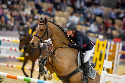 Czwalina Inga, GER, Quind<br /> Youngster Cup<br /> Neumünster - VR Classics 2019<br /> © Hippo Foto - Stefan Lafrentz