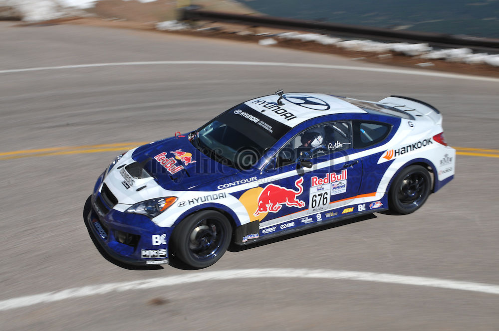 2011 Pikes Peak International Hill Climb.