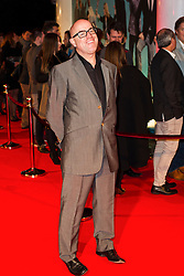 © London News Pictures. 07/11/2013. London, UK. Rod Main, attending Virgin Media Shorts, BFI IMAX. Photo Credit: Raimondas Kazenas/LNP