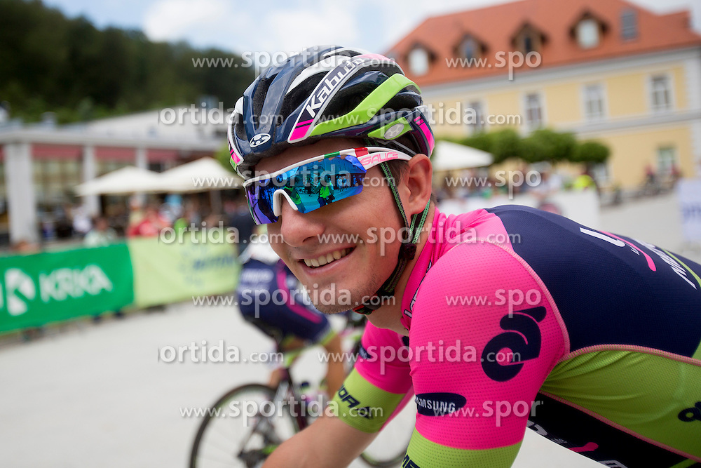 Jan Polanc of Lampre-Merida during Stage 3 from Rogaska Slatina to Trije Kralji (192 km) of cycling race 21st Tour of Slovenia, on June 21, 2014 in Slovenia. Photo By Urban Urbanc / Sportida