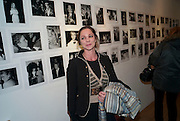 LADY LIZA CAMPBELL, The Way We Wore.- Photographs of parties in the 70's by Nick Ashley. Sladmore Contemporary. Bruton Place. London. 13 January 2010. *** Local Caption *** -DO NOT ARCHIVE-© Copyright Photograph by Dafydd Jones. 248 Clapham Rd. London SW9 0PZ. Tel 0207 820 0771. www.dafjones.com.<br /> LADY LIZA CAMPBELL, The Way We Wore.- Photographs of parties in the 70's by Nick Ashley. Sladmore Contemporary. Bruton Place. London. 13 January 2010.