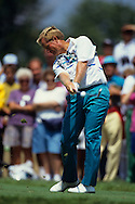 Jack Nicklaus at the  USPGA 1991<br /> CROOKED STICK GOF CLUB<br /> USA