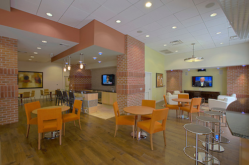 Interior Design Photography In DC Area Of Post Park Apartments In  Hyattsville Maryland By Jeffrey Sauers.