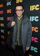 Fred Armisen attends the IFC Upfront 2014 event, Thursday, March 20, 2014, at Roseland Ballroom in New York.  (Photo by Diane Bondareff/Invision for IFC/AP Images)