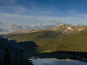 Quandary Peak, 14,265 feet elevation, near Breckenridge, Summit County, Colorado