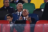 Pietro Grasso Presidente del Senato <br /> Roma 13-10-2015 Stadio Olimpico Euro 2016 qualificazioni - Qualifying round group H Italia - Norvegia / Italy - Norway Foto Andrea Staccioli / Insidefoto